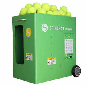 Spin shot Tennis Player Machine Reviews