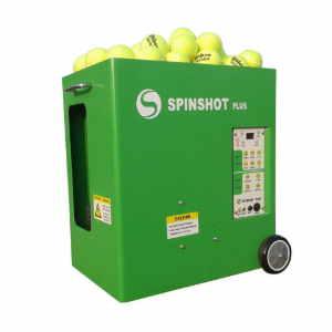 Spin shot plus 2 Tennis ball machines Reviews