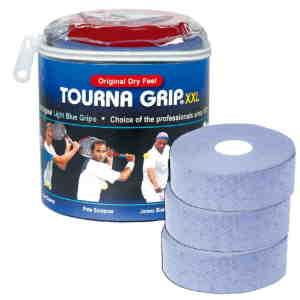 Tourna Grip XXL Tennis grip, Original Dry Feel for Sweaty Hands.-Best Tennis Overgrips 2020