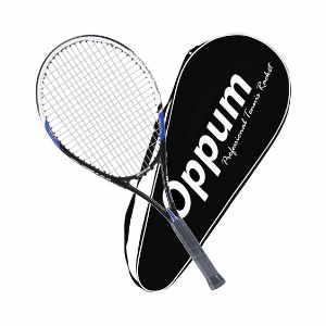 Oppum Adult Carbon Fiber Tennis Racquet Reviews- best tennis racquets for doubles