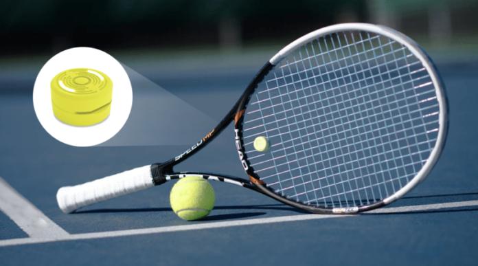 tennis racket damper shock absorber to reduce racquet vibration dampeners SEAU