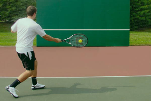 How to Practice Tennis Alone 2020