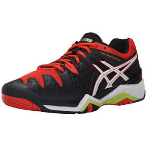 ASICS Men's GEL-Resolution 6 Tennis Shoe-best men tennis shoes for bunions