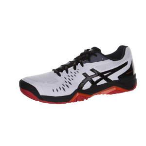 ASICS Men's Gel-Challenger 12 Tennis Shoes-Best Tennis Shoes for Flat Feet