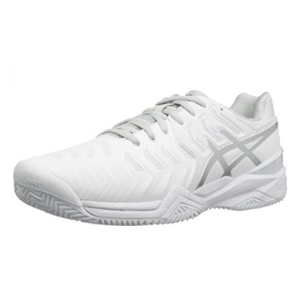 ASICS Men's Gel-Resolution 7 Clay Court Tennis Shoe-best tennis shoes for clay courts