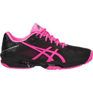 ASICS Women's GEL-Solution Speed 3 Tennis Shoe-best tennis sneakers for women