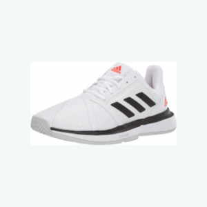 Adidas Courtjam Bounce Tennis Shoes