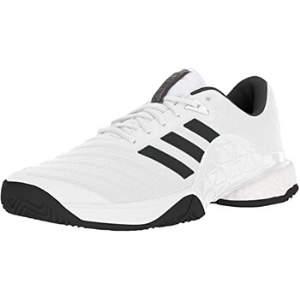 Adidas Men's Barricade 2018 Tennis Shoe-best tennis shoes for flat feet