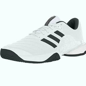 Adidas Men's Barricade 2018 Tennis Shoe Reviews-Best Adidas Men's Tennis Shoes
