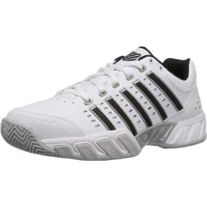 K-SWISS Men's Bigshot Light Tennis Shoe-Best Tennis Shoes for Flat Feet