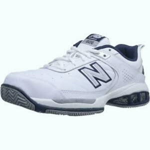 New Balance Men's mc806 Tennis Shoe Reviews-(Best Tennis Shoes For Treadmill)