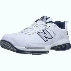 New Balance Men's mc806 Tennis Shoe Reviews-(Best Tennis Shoes For Treadmill)