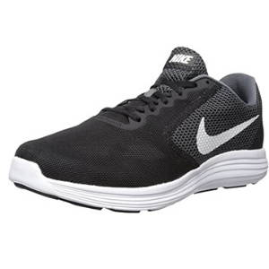 Nike Men's Revolution 3 Running Shoe-Best tennis shoes for wide feets