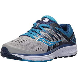 Saucony Women's Omni 16 Running ShoeOrthofeet Best Plantar Fasciitis Shoes-Best tennis shoes for Bunions