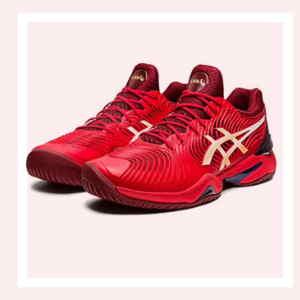 ASICS Men's Court FF Tennis Shoes Reviews