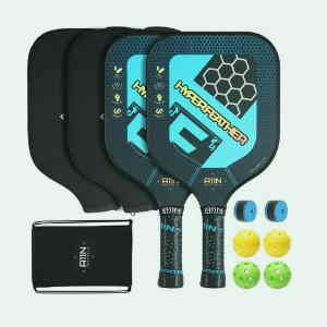 A11N Premium Pickleball Paddle & Ball Set