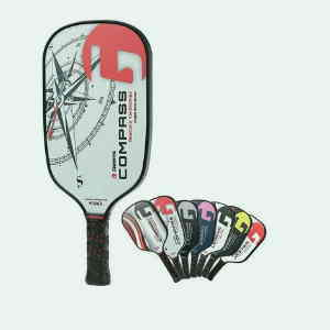Gamma NeuCore Pickleball Paddles with Honeycomb Grip