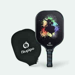 Niupipo Pickleball Paddle-Graphite Pickleball Racket with Graphite Carbon Fiber Face-(Best Pickleball Paddle Under $50)
