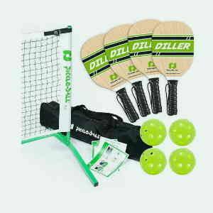 Pickleball Paddle Diller Set