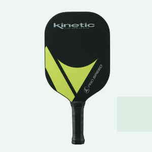 Pro Kennex Kinetic Pro Speed Pickleball Paddle (Yellow)