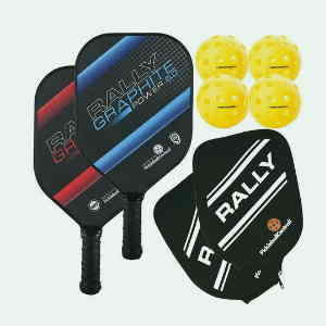 Rally Graphite Power 5.0-best pickleball paddle for beginners