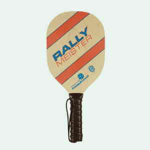 Rally Meister Pickleball Net, Paddle and Ball Set