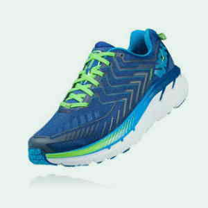 HOKA ONE Men's Clifton 4 Running Shoe
